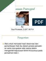 Penggunaan Partograf