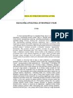 Ekoloska Politika Eu Skripta 2.0 Darko Nadic