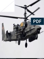Kamov-52 Helicopters