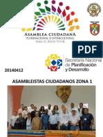 ASAMBLEA CIUDADANA PLURINACIONAL E INTERCULTURAL PARA EL BUEN VIVIR