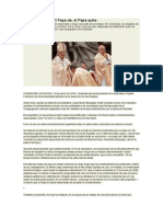 14 - 0 1- 2014 Diario Vaticano El Papa Da El Papa Quita - Sandro Magister