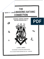 The Egyptian Masonic Satanic Connection