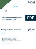Inet Managing Performing Living 05 2013-V3.2
