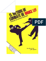 Bruce Lee - Tecnicas de Defensa Personal