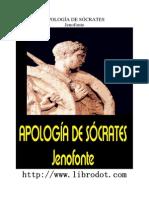 Jenofonte - Apologia de Socrates