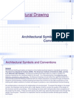 Architectural Symbols and Conventions