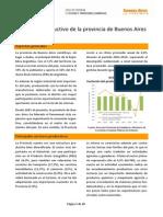 Panorama Productivo de La Provincia de Buenos Aires - Marzo de 2012