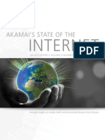 Akamai State of the Internet 2013
