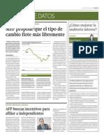 MEF Propone Que Tipo Cambio Flote Más Libre_Gestión 23-04-2014