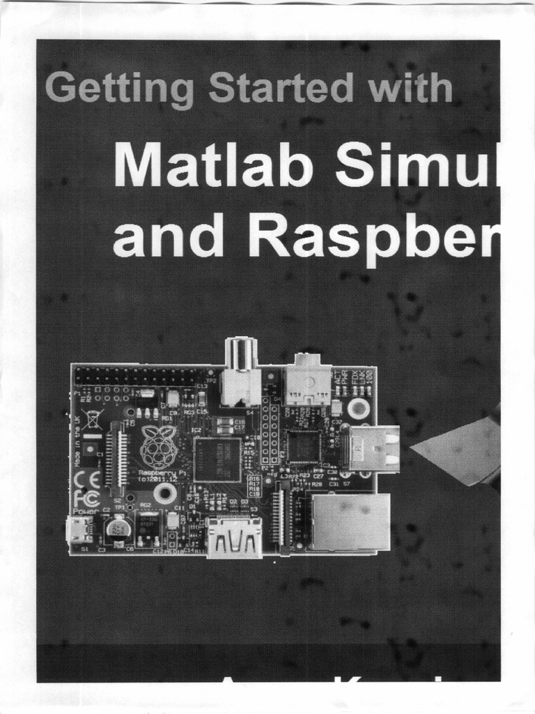 Getting Started With Matlab Simulink and Raspberry Pi | Raspberry Pi