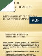 Dimensionamiento de Elementos Estructurales de Madera (2)
