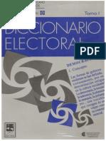 2000 IIDH Diccionario Electoral. Campaña Electoral