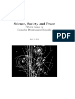 Science Society and Peace