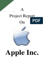 Consumer Behavior - Apple