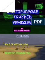 Multipurposetrackedvehicle