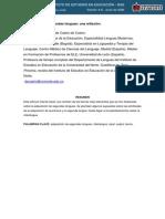 Adquisicion Segundas Lenguas Adecastro(SI2)