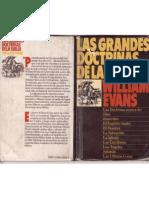 Las Grandes Doctrinas de La Biblia_william Evans