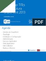 Workshop SharePoint - Infraestrutura