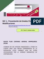 NIC 1 2012