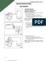 Reparar Motores de Arranque Y Alternador