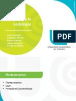 Diapositivas Augusto Comte1 EXPOSICIÓN