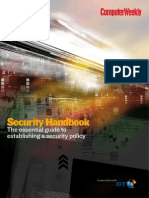BT Security Handbook