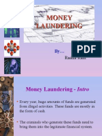 Money Laundering
