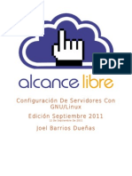 Configuracion Servidores Linux 20110912 SEPTIEMBRE 02