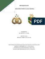 Refleksi Kasus Dermatitis Venenata RS Polri