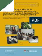 INTA- Causas Afectan Adopcion Tecnologia Zapallo Sandia
