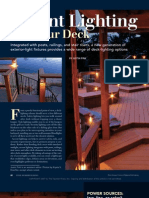 Deck and Stair Lighting PDF