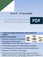 Área II - A Sociedade