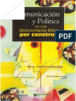 2005 Comunicación y Política en una democracia ética por construir