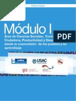 1 Módulo1 Área de Ciencias Sociales, Formación Ciudadana-Desd La Cosmovisión de Los Pueblos y Su Aprendizaje