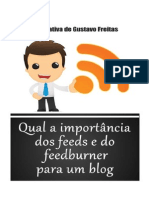eBook Colaborativo Feeds