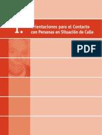 Orientaciones Para El Contacto Con PSC