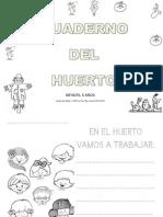 Cuaderno Del Huerto