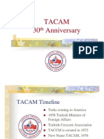 A History of TACAM