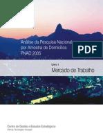 CARDOSO PNAD -MercadoTrabalho - 1995 a 2005