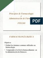 Fundamentos de Farmacología 2