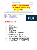 inovasyon mühendisliği- innovation engineering