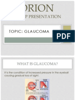 Health(Glaucoma)