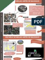 Fichas Escuela Bellas Artes Bauhaus