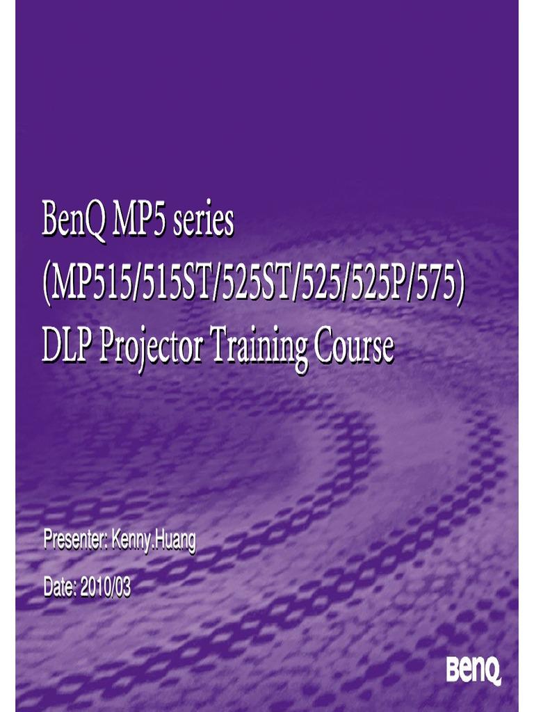 benq mp515 mp515 mp525st mp525 mp525p mpp575 dlp projector Motorcycle Wiring Diagram benq mp515 mp515 mp525st mp525 mp525p mpp575 dlp projector training manual microcontroller rgb color model Control 4 Wiring Diagram