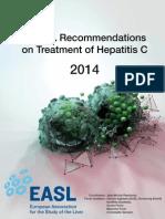 EASL Recommendations on Treatment of Hepatitis C Summary