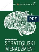US - Strategijski Menadžment