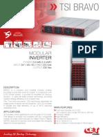 CET Power - Datasheet BRAVO 230Vac - 2014 v1