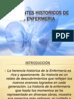 Antedentes Historicos de La Enfermeria