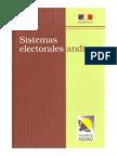 2005  Sistemas electorales Andino. Fragmentación partidaria Perú