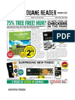Duane Reade Digital Circular